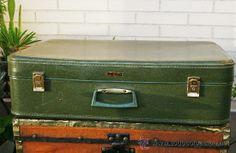maleta verda